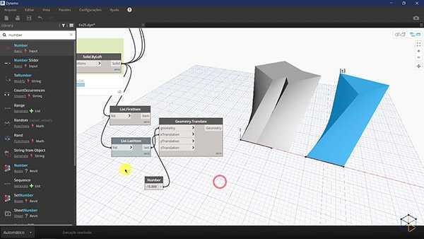 screenshot da videoaula de dynamo para Revit