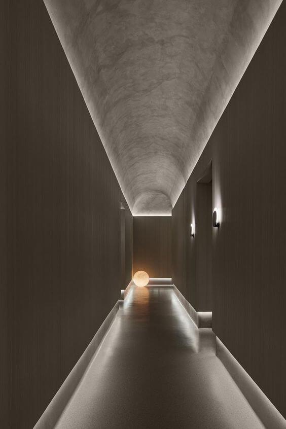 projeto de luminotécnica com lighting design